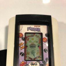Videojuegos y Consolas: GAME & WATCH SUPER FLIPPER, NINTENDO, PINBALL, LCD GAME, JUEGO ELECTRONICO. Lote 193195263