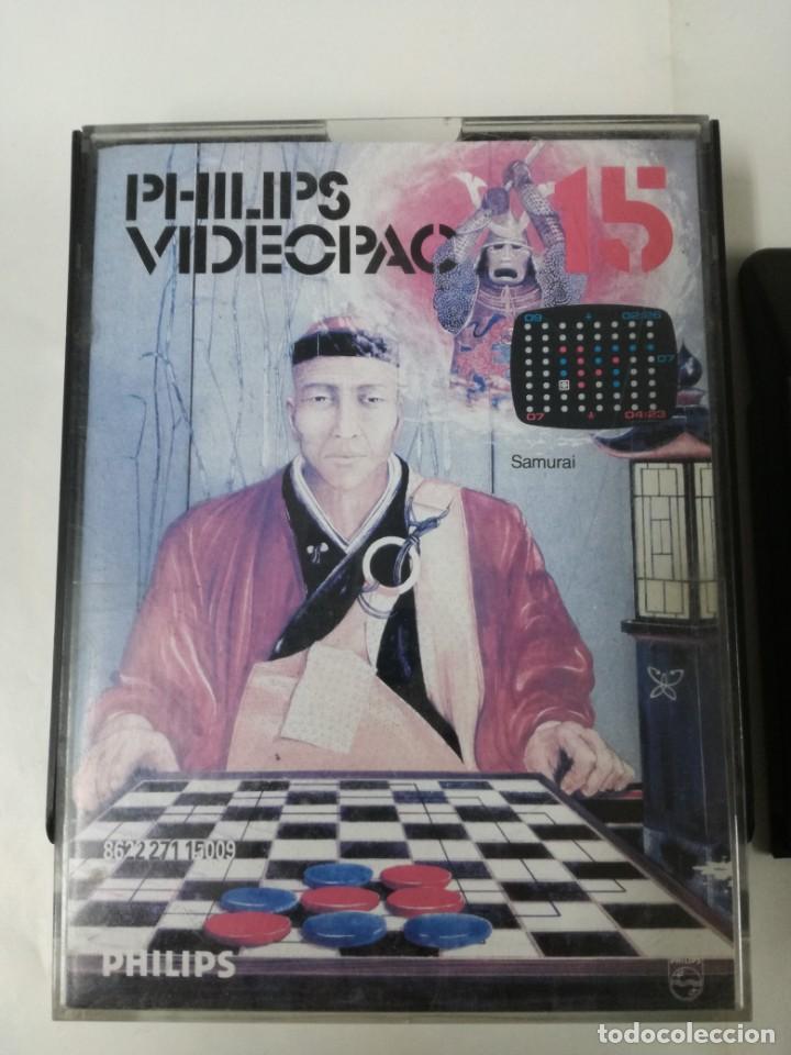 Videojuegos y Consolas: JUEGO PARA PHILIPS VIDEOPAC Nº 15-SAMURAI - Foto 2 - 193716978