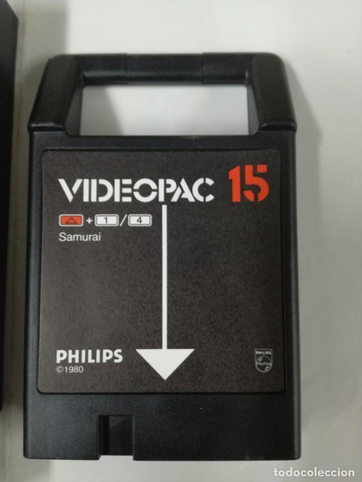 Videojuegos y Consolas: JUEGO PARA PHILIPS VIDEOPAC Nº 15-SAMURAI - Foto 3 - 193716978