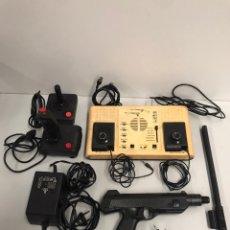 Videojuegos y Consolas: ANTIGUA CONSOLA MULTIJUEGO TENIS HOCKEY SQUASH TIRO VIDEOJUEGO TEMCO T-106C AÑO 1977. Lote 194089327