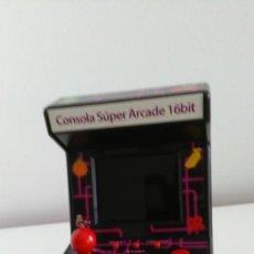 Videojuegos y Consolas: MINI RECREATIVA ARCADE 16 BITS. Lote 194181830