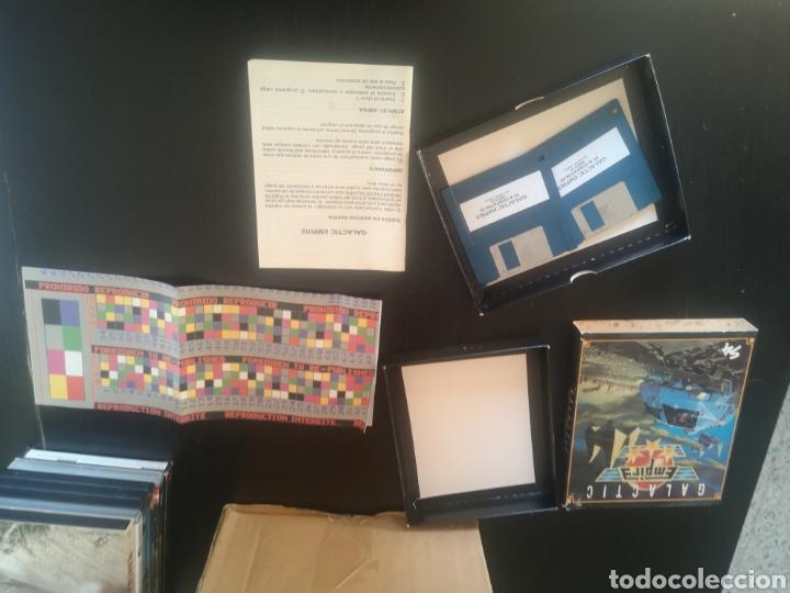 Videojuegos y Consolas: GALACTIC EMPIRE JUEGO PARA PC DE 1990 - Foto 2 - 194210718