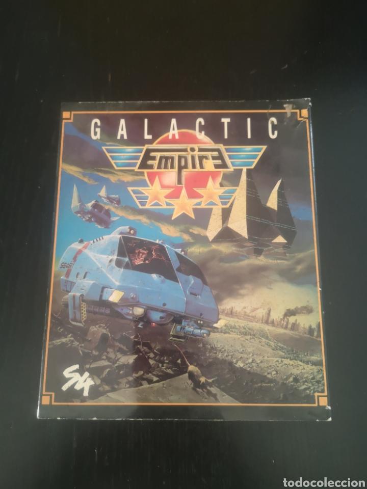 GALACTIC EMPIRE JUEGO PARA PC DE 1990 (Juguetes - Videojuegos y Consolas - Otros descatalogados)