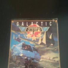 Videojuegos y Consolas: GALACTIC EMPIRE JUEGO PARA PC DE 1990. Lote 194210718