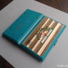 Videojuegos y Consolas: NINTENDO GAME&WATCH MULTISCREEN GREEN HOUSE GH-54 EXTRA FINE FILTROS NUEVOS VER! R9949. Lote 194269140