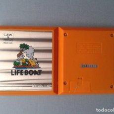 Videojuegos y Consolas: NINTENDO GAME&WATCH MULTISCREEN LIFE BOAT TC-58 FULL WORKING FILTROS NUEVOS LEER R9952. Lote 194273146