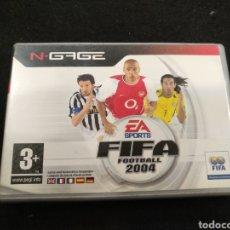 Videojuegos y Consolas: JUEGO N-GAGE FIFA 2004, JUEGO PARA NOKIA NGAGE. Lote 194509132