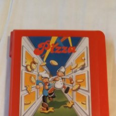 Videojuegos y Consolas: MAQUINITA TIPO GAME & WATCH LCD PIZZA RARA FUNCIONANDO. Lote 194615103