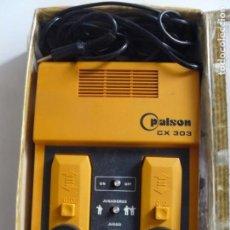 Videojuegos y Consolas: CONSOLA - PALSON CX 303 - AÑO 1977. Lote 194627152