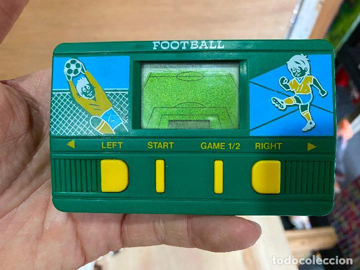 MAQUINITA LCD TIPO GAME & WATCH FOOTBALL (Juguetes - Videojuegos y Consolas - Otros descatalogados)