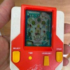 Videojuegos y Consolas: MAQUINITA LCD TIPO GAME & WATCH PINBALL. Lote 194895873
