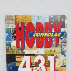 Videojuegos y Consolas: CATALOGO HOBBY CONSOLAS 431. Lote 194937027