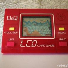 Videojuegos y Consolas: MÁQUINITA Q&Q LCD GAME. Lote 195145460