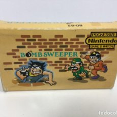 Videojuegos y Consolas: NINTENDO GAME & WATCH BOMB SWEEPER CON CAJA. Lote 195171936