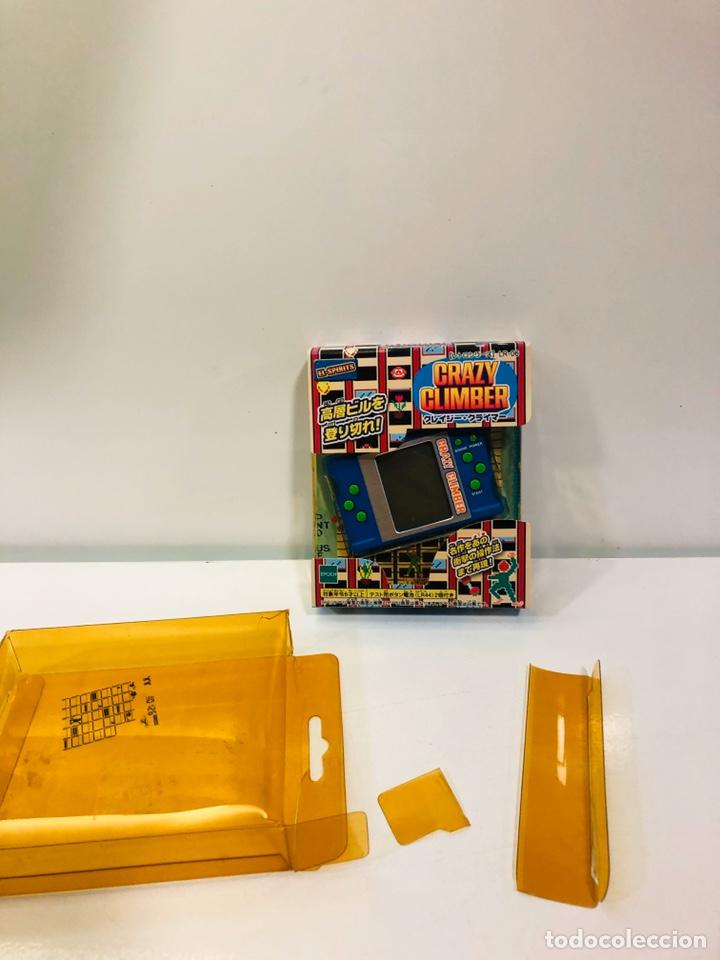 Videojuegos y Consolas: Game Watch Crazy Climbe bandai, game watch nintendo, arcade recreativa - Foto 2 - 195252571