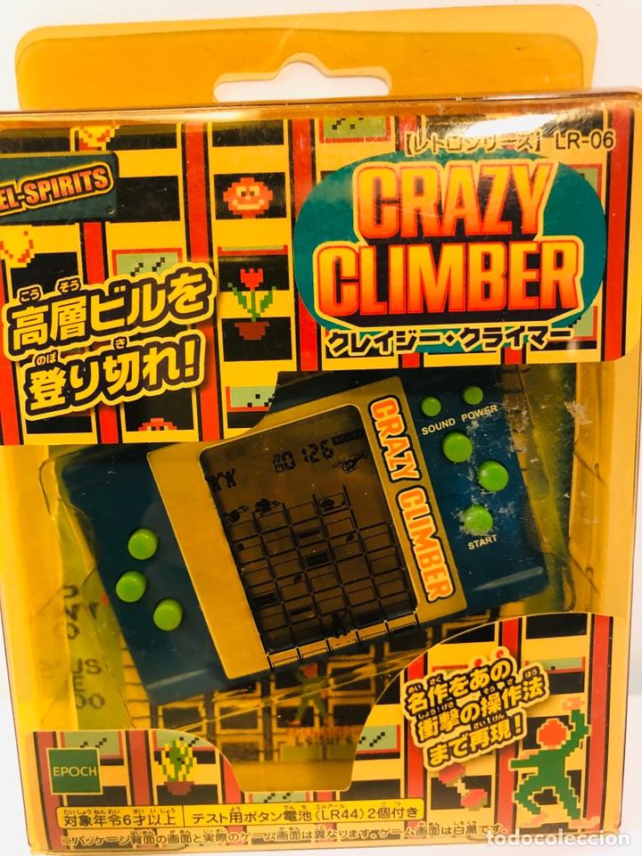 Videojuegos y Consolas: Game Watch Crazy Climbe bandai, game watch nintendo, arcade recreativa - Foto 4 - 195252571
