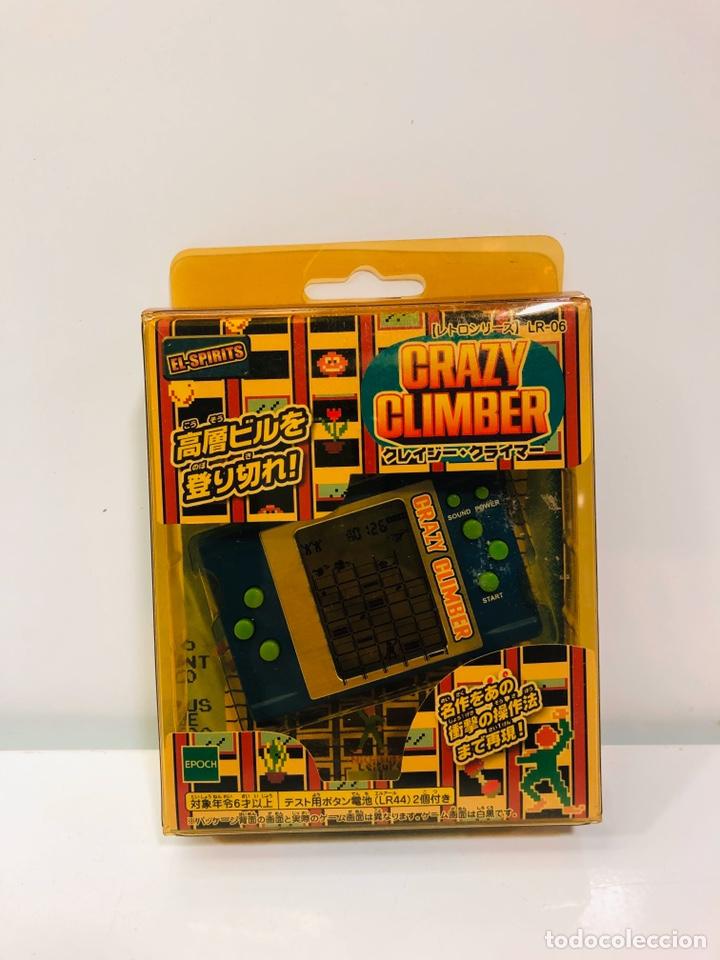 Videojuegos y Consolas: Game Watch Crazy Climbe bandai, game watch nintendo, arcade recreativa - Foto 5 - 195252571
