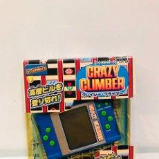 Videojuegos y Consolas: VÍDEO JUEGO CRAZY CLIMBER TIPO GAME WATCH NINTENDO, SEGA, BANDAI, JUEGO, MAQUINUTA. Lote 195252571