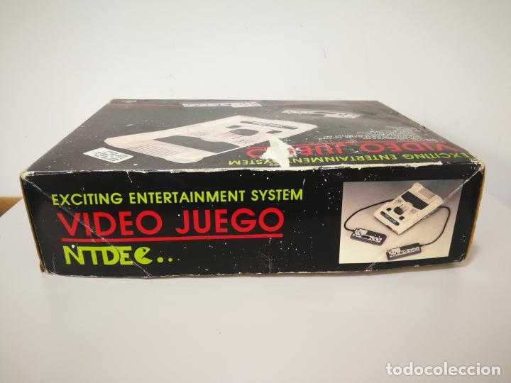 Videojuegos y Consolas: CONSOLA NTDE FAMILY GAME VINTAGE - Foto 13 - 195288363