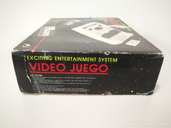 Videojuegos y Consolas: CONSOLA NTDE FAMILY GAME VINTAGE - Foto 14 - 195288363