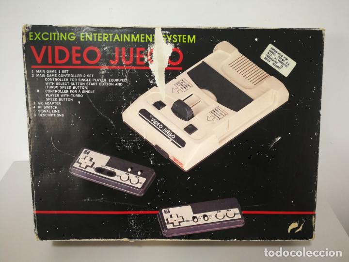 Videojuegos y Consolas: CONSOLA NTDE FAMILY GAME VINTAGE - Foto 15 - 195288363