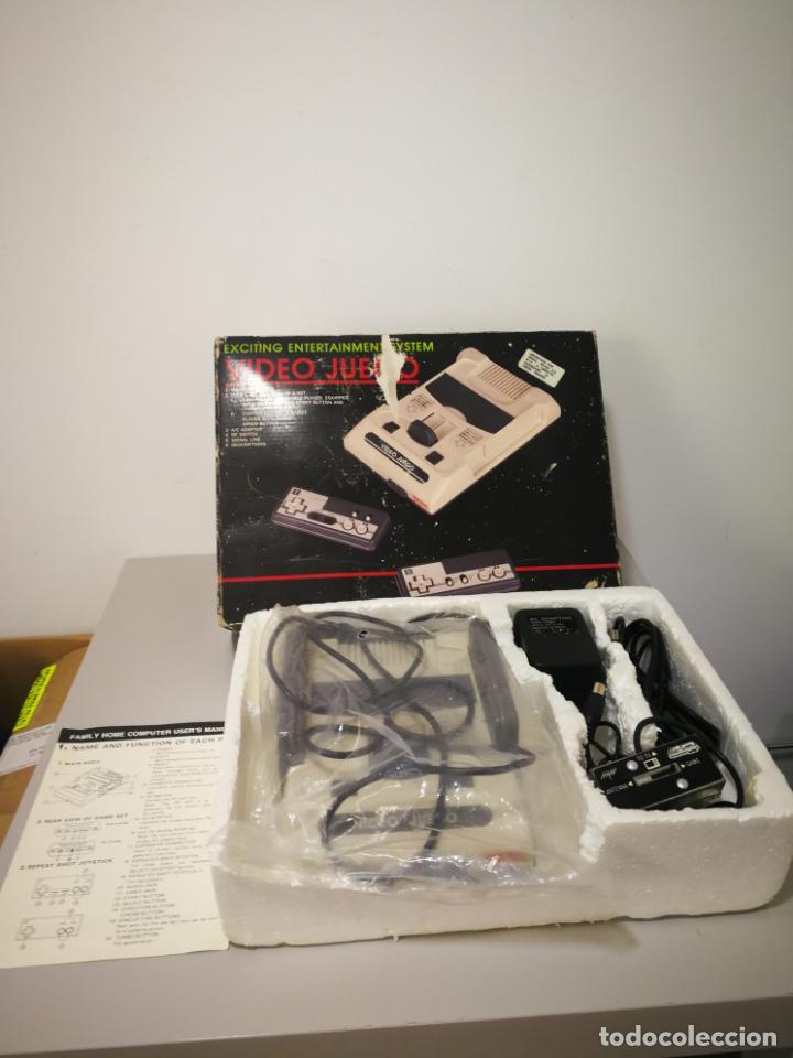 CONSOLA NTDE FAMILY GAME VINTAGE (Juguetes - Videojuegos y Consolas - Otros descatalogados)