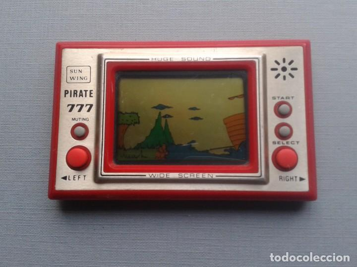 Videojuegos y Consolas: POP GAME GAME&WATCH LCD INFERNO WIDE SCOPE+INSTRUCTION MANUAL FULL WORKING SEE!! R10110 - Foto 4 - 195362836