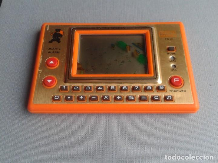 Videojuegos y Consolas: TRONICA GAME&WATCH LCD THIEF IN GARDEN GOOD CONDITION FULL WORKING SEE!! R10111 - Foto 7 - 195362900