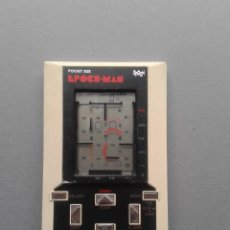 Videojuegos y Consolas: EPOCH GAME&WATCH LCD POCKET SIZE EPOCH-MAN PACMAN GOOD CONDITION FULL WORKING R10112. Lote 195362935