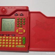 Videojuegos y Consolas: POKEDEX DE TIGER. Lote 195379425