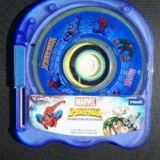 Videojuegos y Consolas: EL ASOMBROSO SPIDER-MAN V. SMILE PRO VTECH. Lote 195510955