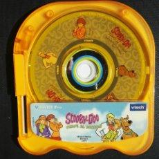Videojuegos y Consolas: SCOOBY-DOO VIAJE AL PASADO V.SMILE PRO VTECH. Lote 195511382