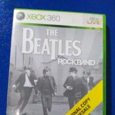 Videojuegos y Consolas: JUEGO XBOX 360 THE BEATLES. Lote 195788646