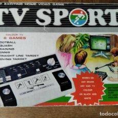 Videojuegos y Consolas: CONSOLA TV SPORT - EN CAJA FUNCIONANDO - TIPO PONG -. Lote 195873150