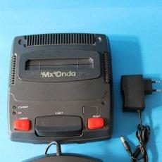 Videojuegos y Consolas: CONSOLA MX ONDA - CLÓNICA NINTENDO NES. Lote 219074016