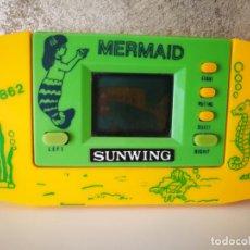 Jeux Vidéo et Consoles: ANTIGUA MAQUINITA TIPO GAME WATCH MERMAID SUNWING. Lote 196344482