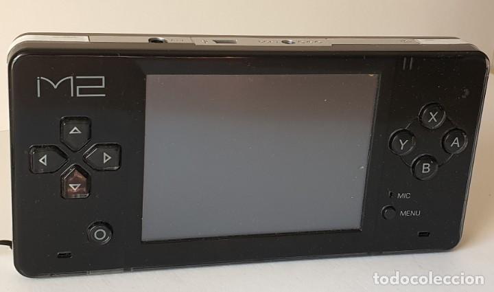CONSOLA CONNY M2 AÑO 2009 (Juguetes - Videojuegos y Consolas - Otros descatalogados)