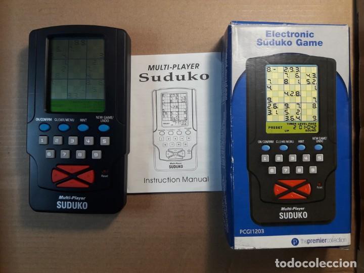 ELECTRONIC SUSUKO GAME (Juguetes - Videojuegos y Consolas - Otros descatalogados)