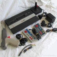 Videojuegos y Consolas: CONSOLA TV GAME COMPATIBLE ATARI 2600, 320 BUILTIN NEW + ACCESORIOS. Lote 197097012