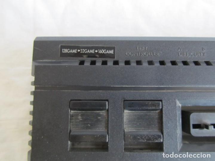 Videojuegos y Consolas: Consola TV Game Compatible Atari 2600, 320 Builtin new + accesorios - Foto 6 - 197097012