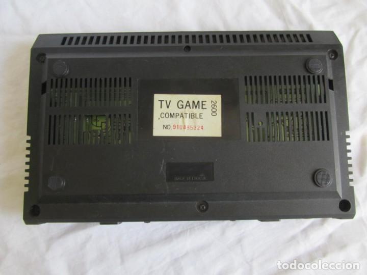 Videojuegos y Consolas: Consola TV Game Compatible Atari 2600, 320 Builtin new + accesorios - Foto 10 - 197097012