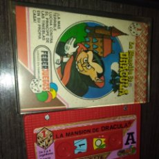 Jeux Vidéo et Consoles: LA MANSIÓN DE DRACULA. JUEGOS FEBER. Lote 197306780
