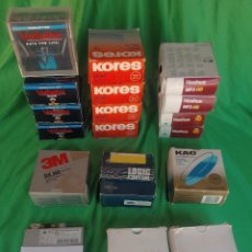 Videojuegos y Consolas: LOTE 169 DISKETTES 3,5 PULGADAS DE DIFERENTES FABRICANTES, VER FOTOS. . Lote 197308138