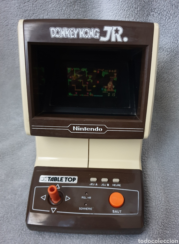 Nintendo Table Top Game Watch Donkey Kong Jr Buy Other Video