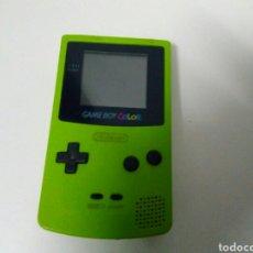 Videojogos e Consolas: GAME BOY COLOR VERDE... Lote 198115682