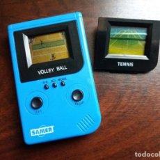 Videojuegos y Consolas: CONSOLA SAMER TENNIS Y VOLLEY BALL.. Lote 198196316