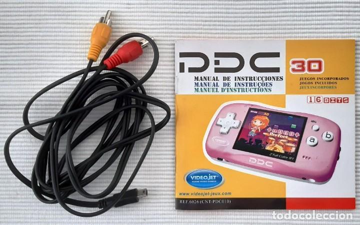 Videojuegos y Consolas: CONSOLA DDC 30 JUEGOS. FUNCIONANDO. - Foto 4 - 198341302