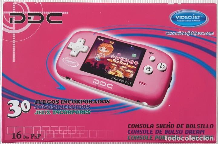 Videojuegos y Consolas: CONSOLA DDC 30 JUEGOS. FUNCIONANDO. - Foto 5 - 198341302