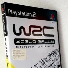Videojuegos y Consolas: WORLD RALLY CHAMPIONSHIP ***TODOS LOS COCHES CIRCUITOS PILOTOS Y COPILOTOS OFICIALES TEMPORADA 2001. Lote 198427931