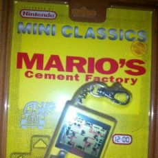 Videojuegos y Consolas: MARIO'S CEMENT FACTORY NINTENDO MINI CLASSICS. Lote 198935243